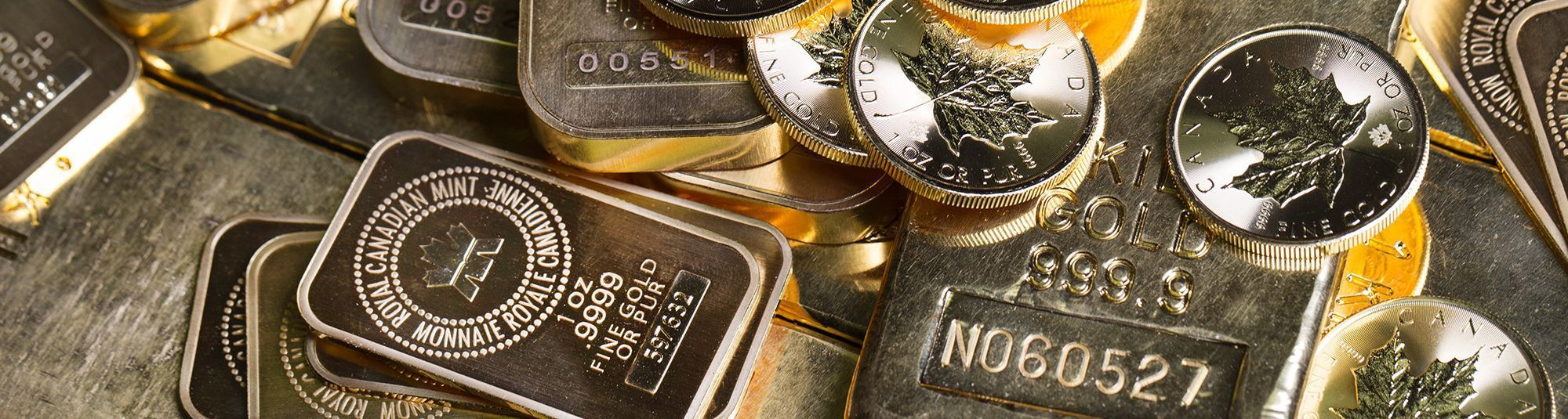 Buy & Sell Gold, Silver, Platinum in Vancouver - Bullion